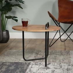 Table d'appoint Ø60 cm TAHOR
