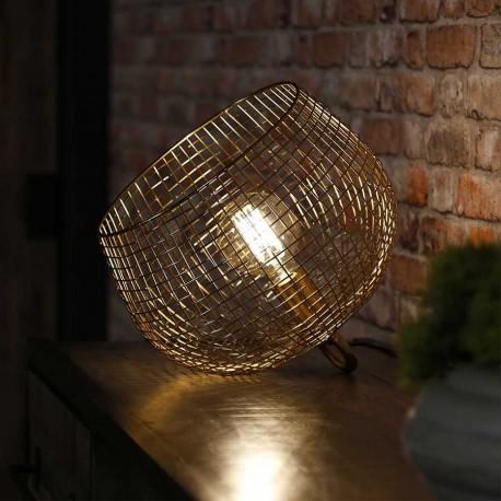 Lampe à poser OCTANE Ø33 cm