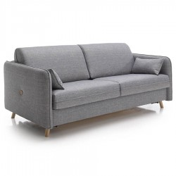 Canapé convertible BOTTON couchage 140 cm