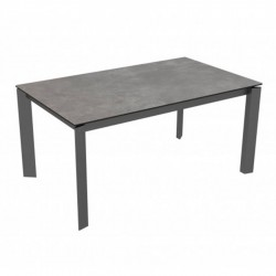 Table rectangle extensible ADELA 1 allonge