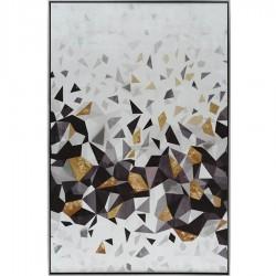 Tableau moderne DORE 60x90 cm