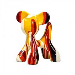 Sculpture chien DAGO H.22 cm