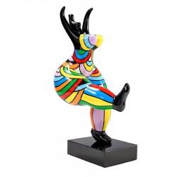 Sculpture femme THERA H.42 cm