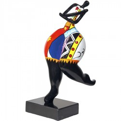 "Sculpture femme ROSALIE"" H.50 cm"""