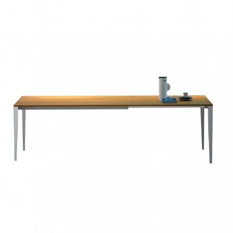"Table extensible ""VENUS"" finition chêne"