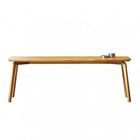 "Table ""ERICA"" en chêne massif"