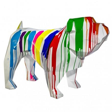 Sculpture chien DOGO H. 103 cm
