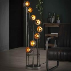 Lampadaire 8 lampes TELIO H.131 cm