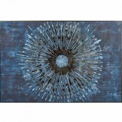 Tableau moderne ICEBERG 100x150 cm