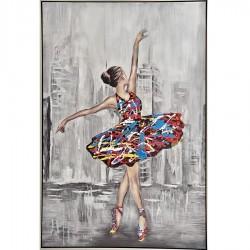 Tableau moderne BALLERINE 80x120 cm