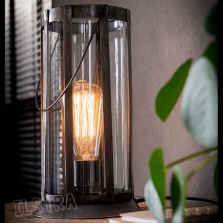 "Lampe de table lanterne ""MADDY"""