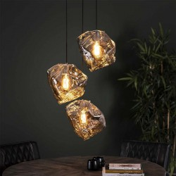Suspension 3 lampes NEYO