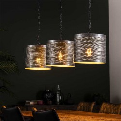 Suspension 3 lampes ONAGA