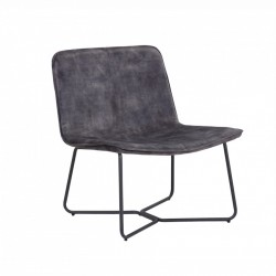 Fauteuil OXANE anthracite