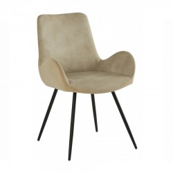 Fauteuil ANGIE sable