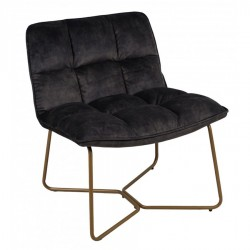 Fauteuil FREYA Anthracite