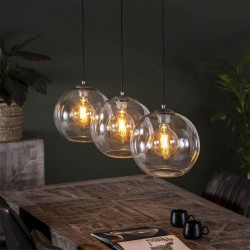Suspension 3 lampes OGLO
