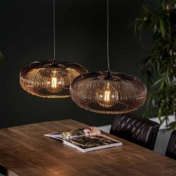 Suspension 2 lampes DUMA