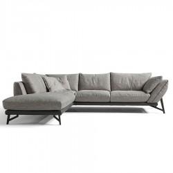 Canapé d'angle CAZAR 285 cm