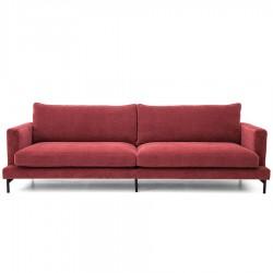 Canapé 3 places GINA 206 cm