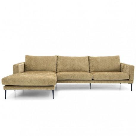 Canapé d'angle gauche CAMILA 250 cm