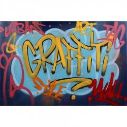 Tableau moderne GRAFF 80x120 cm