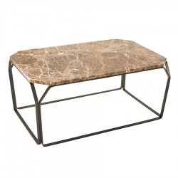 Table basse TRAY marbre