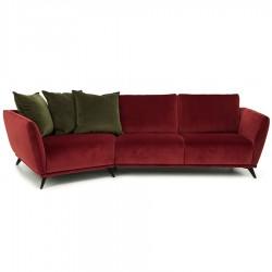 Canapé d'angle gauche SONNO 307 cm