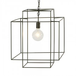 Suspension CUBE