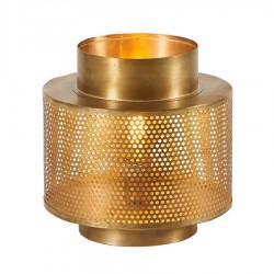 Lampe à poser MELIA H.30 cm dorée