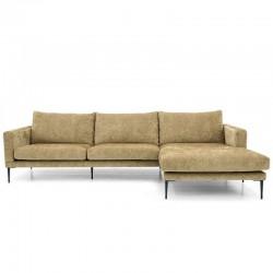 Canapé d'angle droit CAMILA 250 cm