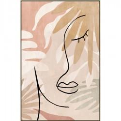 Tableau moderne PABLO 62,5x92,5 cm