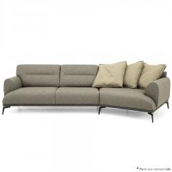 Canapé d'angle droit TRAY 310 cm