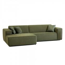 Canapé d'angle ROSSI 286 cm