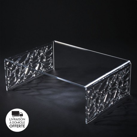 "Table basse ""RESILLE"" largeur 100 cm"