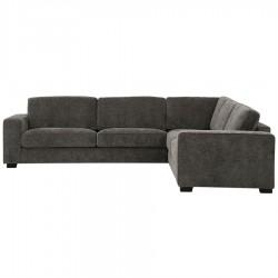 Canapé d'angle droit LEWIS 296 cm