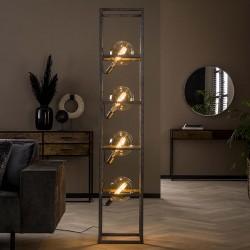 Lampadaire 4 lampes RECTO