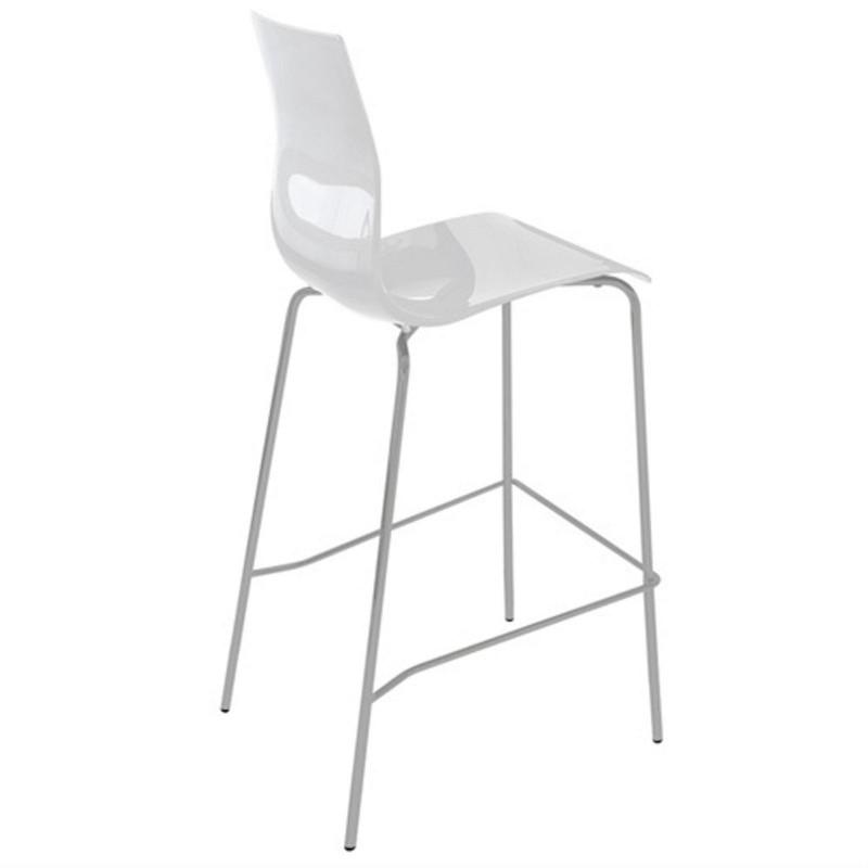 tabouret de bar design italien. Black Bedroom Furniture Sets. Home Design Ideas