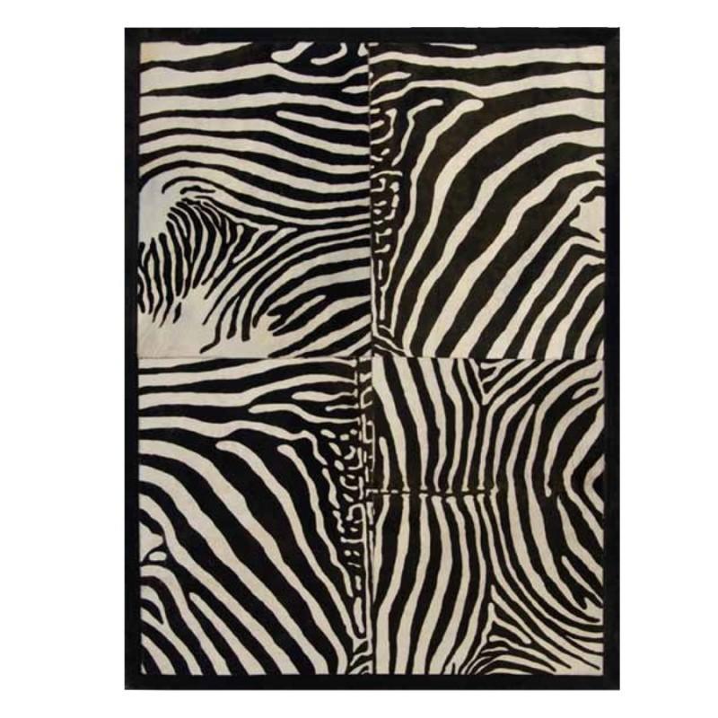 Tapis zebre conforama tapis zebre conforama latest tapis de peau de vache blanc r parations la - Tapis imitation peau de vache ...