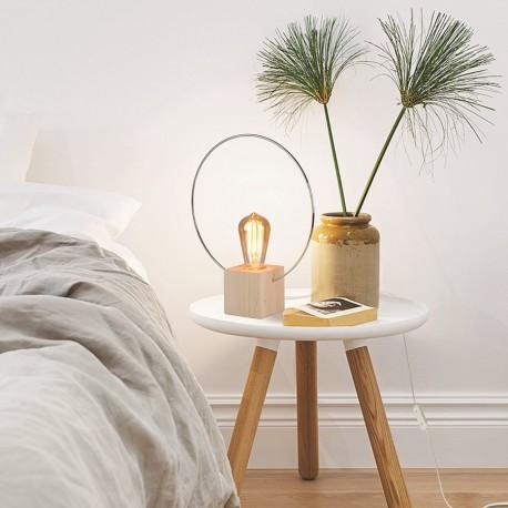 """Lampe à poser """"SHIVA"""" H.45cm"""