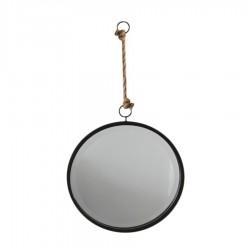 "Miroir rond ""VASAI"" Ø51cm"