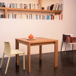 """Table carrée """"D.O.L"""" modèle D"""