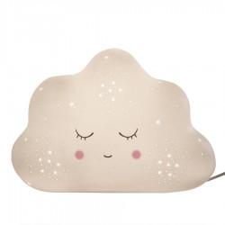 """Lampe nuage """"KOTA"""" L.25cm"""
