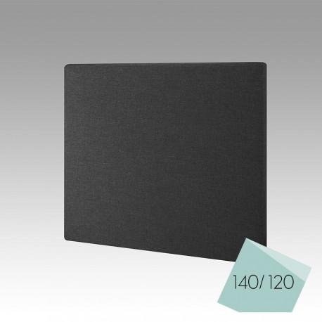 t te de lit lisse 140 x 120 cm d f i. Black Bedroom Furniture Sets. Home Design Ideas