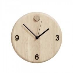"Horloge ""HALDOR"" Ø22cm"