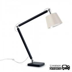 """Lampe de table """"NICOLE"""" H.60cm"""