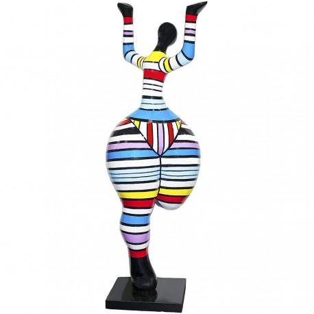 """Sculpture femme """"ADELINE"""" H.150 cm"""
