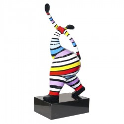 "Sculpture femme ""ADELAIDE"" H.50 cm"