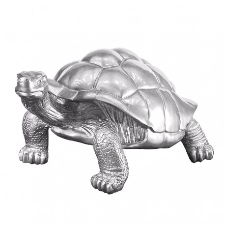 "Sculpture tortue ""EDGAR"" H.55 cm"