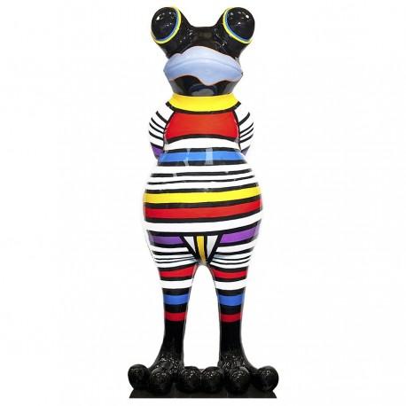"Sculpture grenouille ""LISETTE"" H.145 cm"